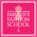 Fabulous Fashionschool logo